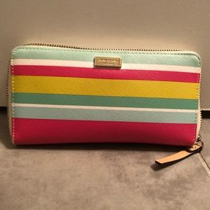 Kate Spade Rainbow Wallet